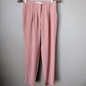 LOFT 82 Blush Pink Slacks Dress Pants